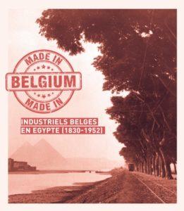 Made in Belgium - affiche